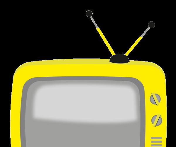 Erklärvideos: Fernseher Symbolfoto