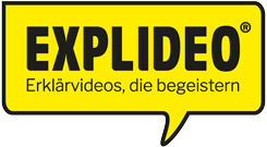 Scribble Video: Explideo Logo
