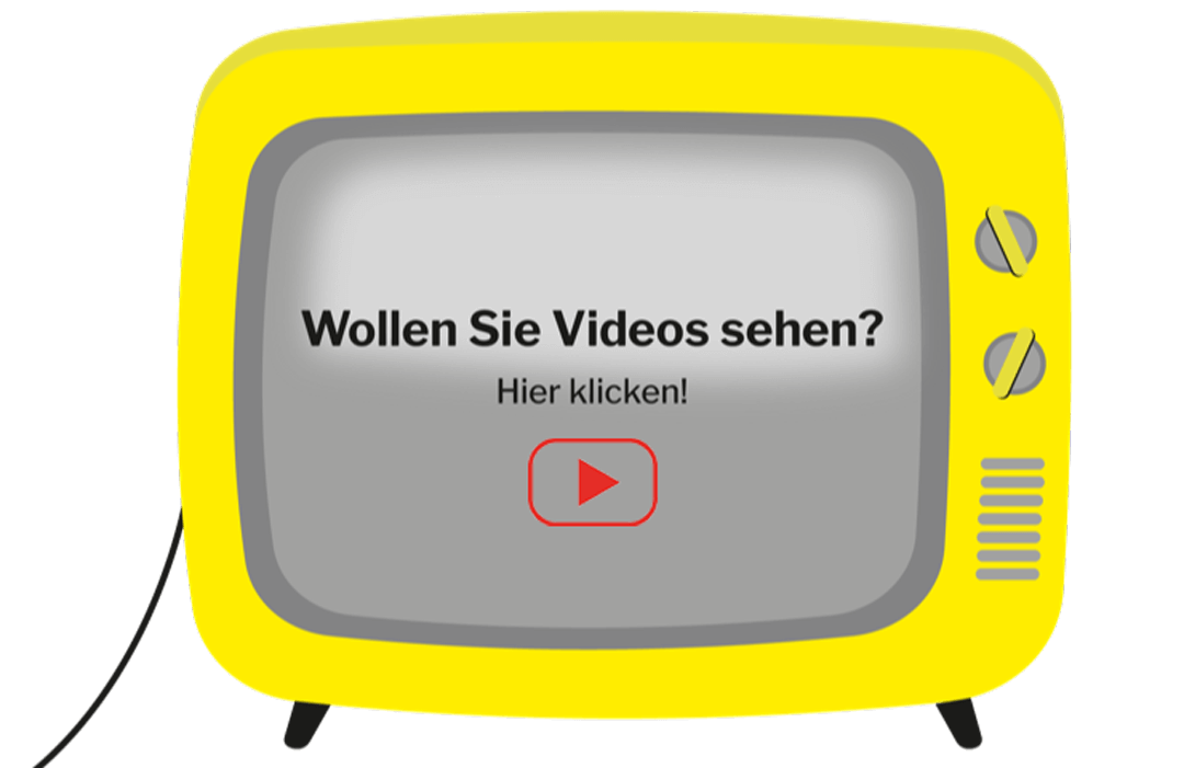 Scribble Video: Explideo Fernseher